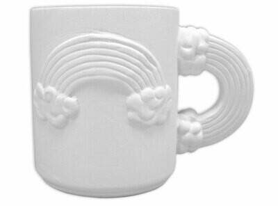 Triple Rainbow Mug