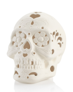 Sugar Skull Light Up 6.25