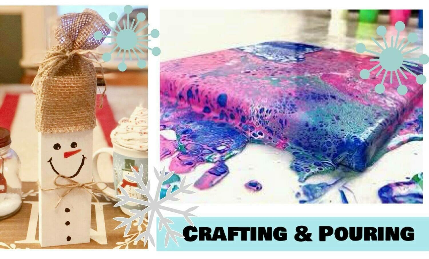 Crafting and Pouring Kit