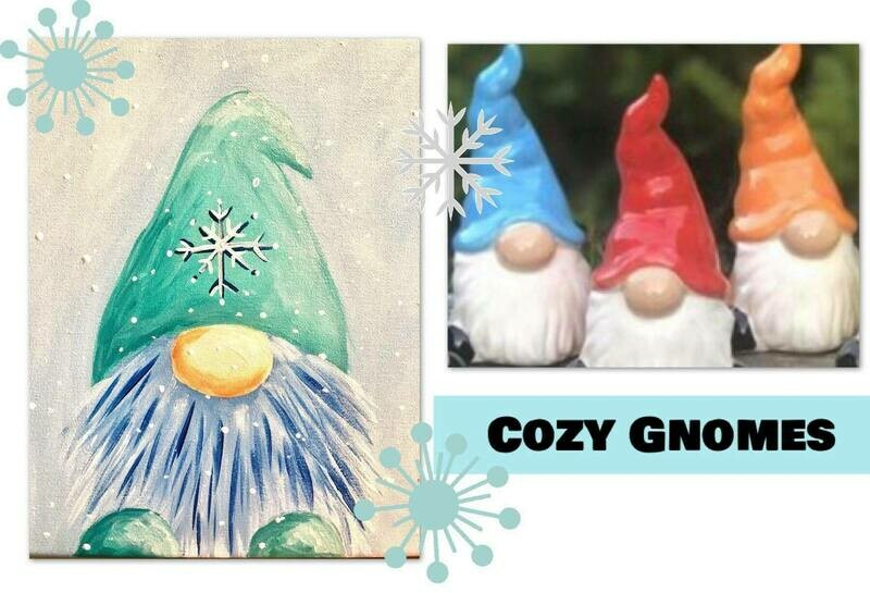 Cozy Gnomes Kit