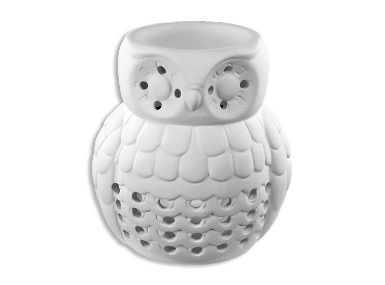 Owl Votive