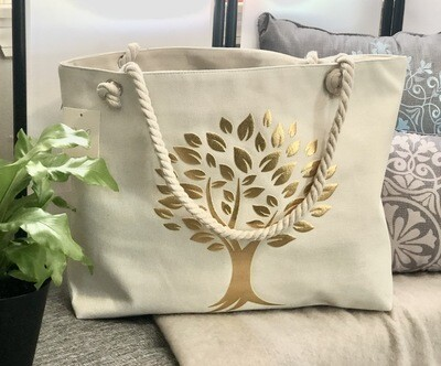 Tree of Life Canvas Tote Bag