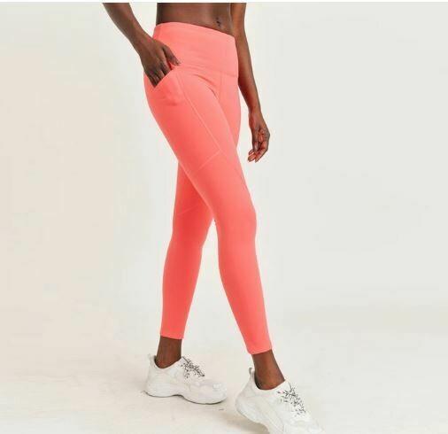 Mono B Essential Highwaist Leggings with Pockets