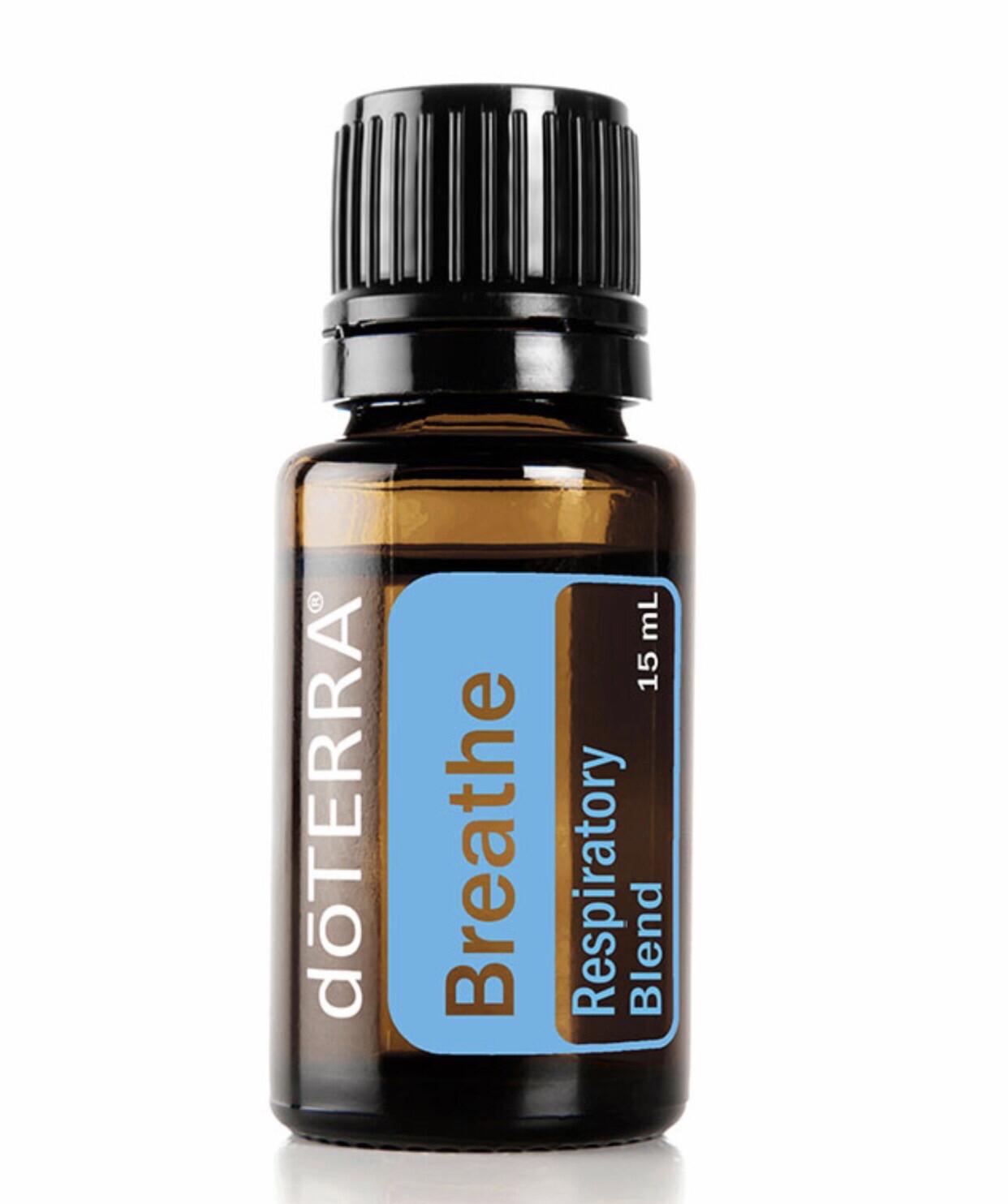 Breathe Doterra