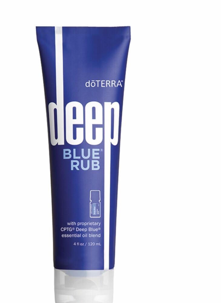 Deep Blue Doterra