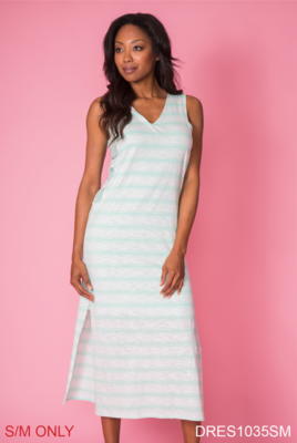 Between The Lines Maxi Dress 3 Colors