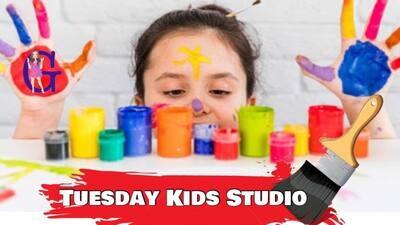 TUESDAY KIDS STUDIO - SUMMER CAMP
