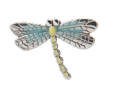 Dragonfly pocket charm