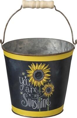 SMALL sunshine bucket