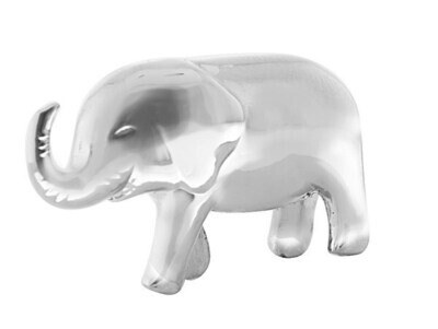Lucky little elephant pocket charm