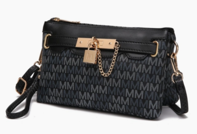 MKF Collection Crossbody Randy  By Mia K 2 Color Choices