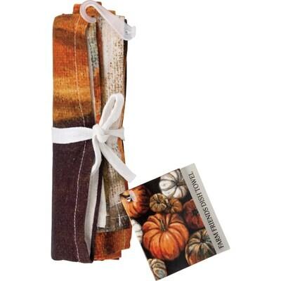 Kitchen Towel - Pumpkins