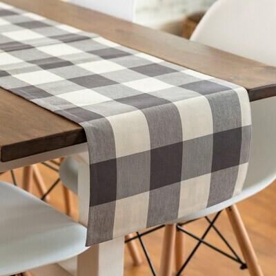 Table Runner - Buffalo Check 2 Colors