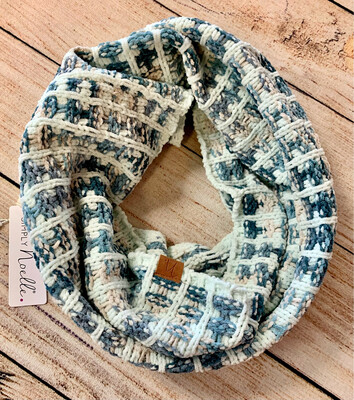 Country Infinity Scarf 2 Colors
