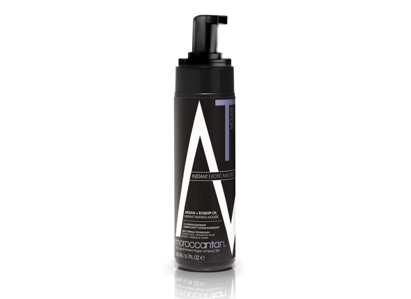 Instant Exotic Tanning Mousse - 200 ml.