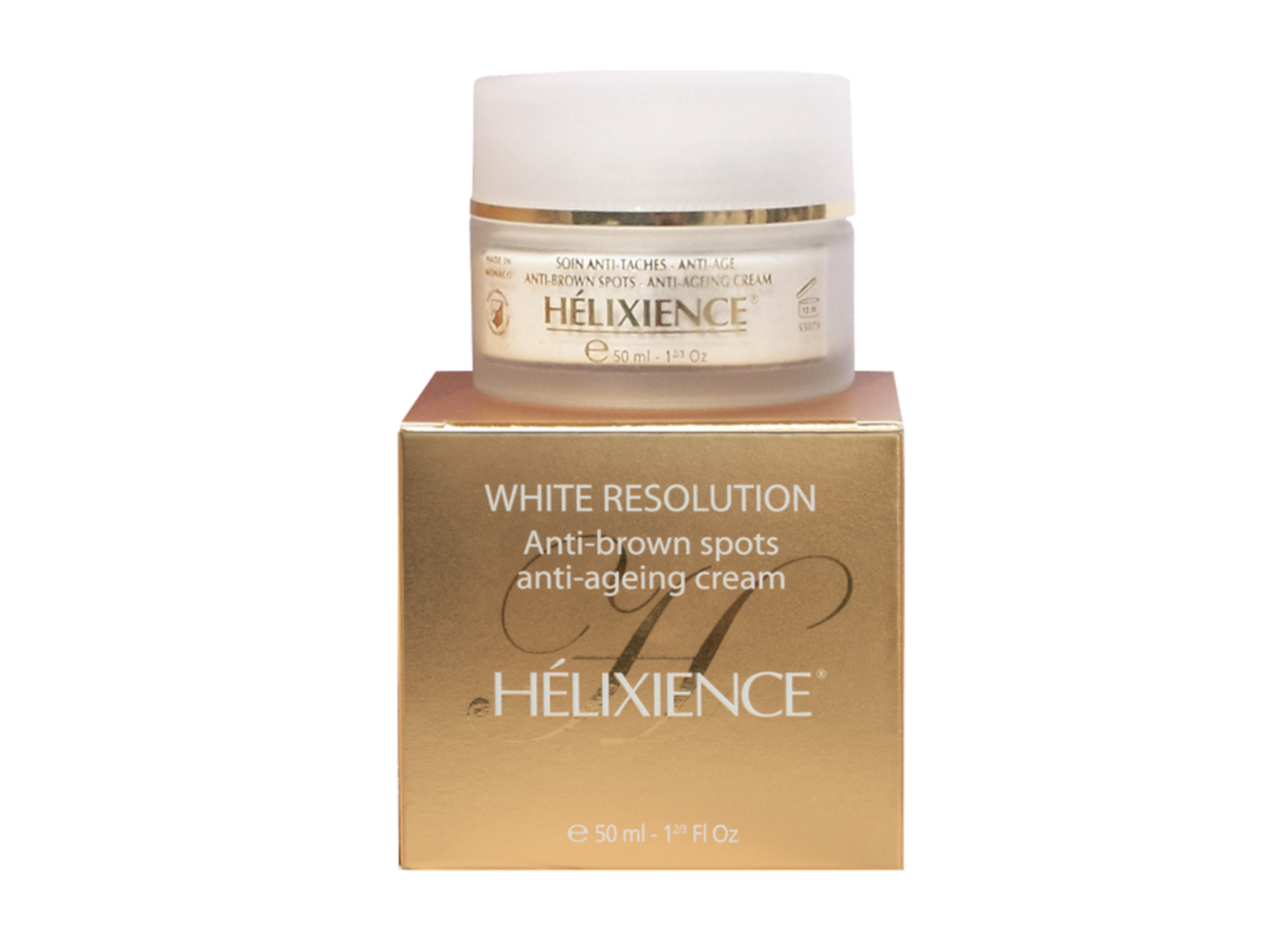 Helixience anti aceing cream - 50 ml.