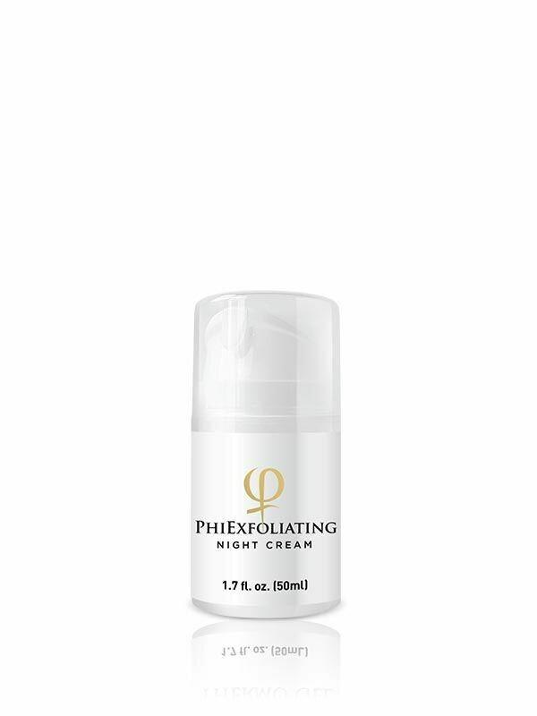 PhiExfoilating Night cream 50 ml.