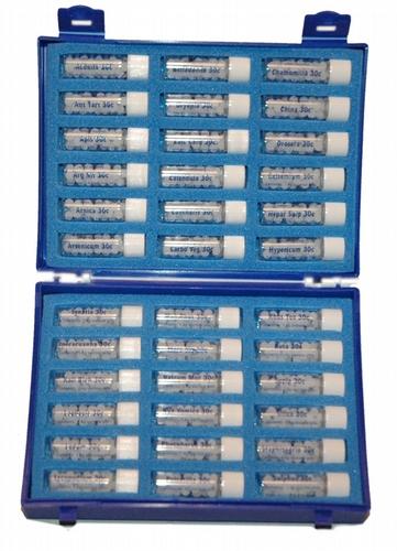 Helios 36-delige homeopathische huisapotheek