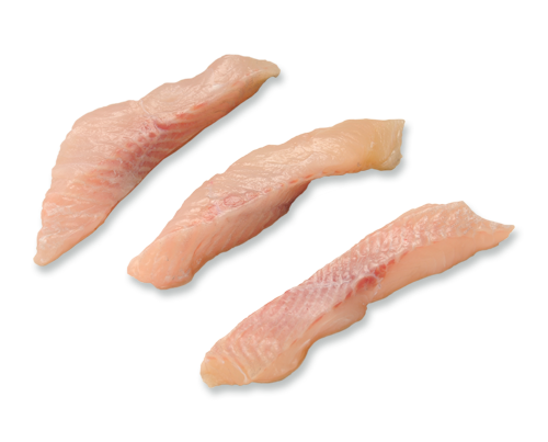 5 lb. Carton Catfish Strips/Fingers