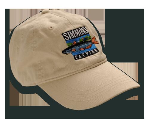 Simmons Catfish Baseball Cap