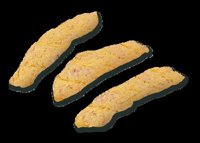 10 lb. Carton Catfish Breaded Strips/Fingers