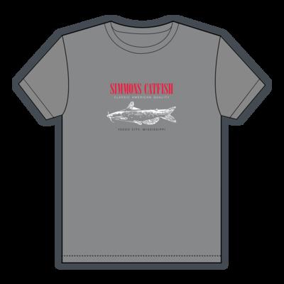 Simmons Catfish T-Shirt