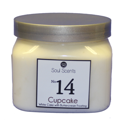 Buttercream Cupcake #14