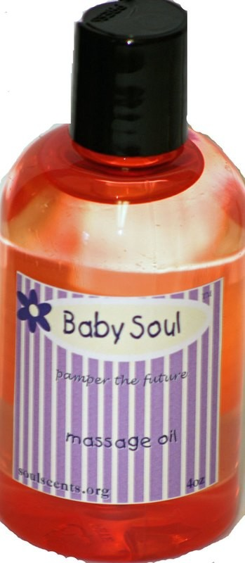 Baby Soul Massage Oil