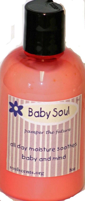Baby Soul Massage Lotion