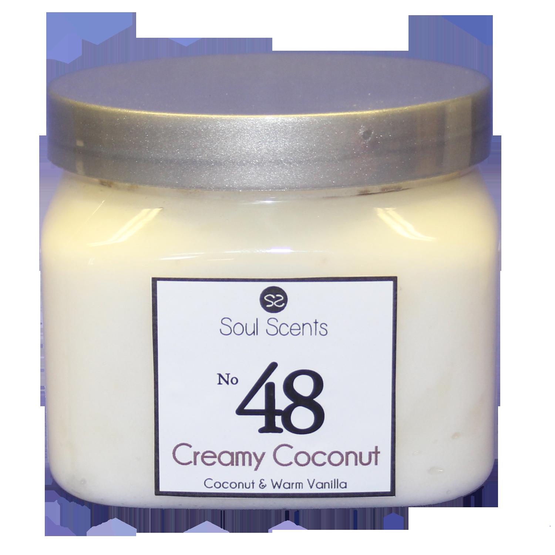 Creamy Coconut #48