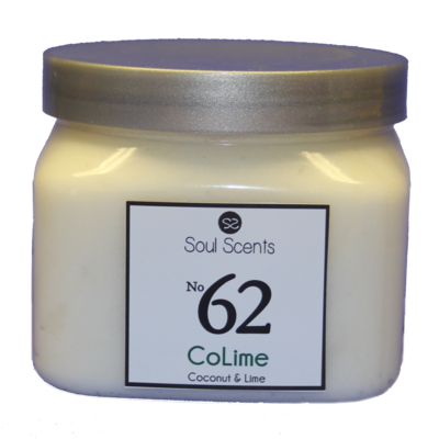 Coconut Lime #62