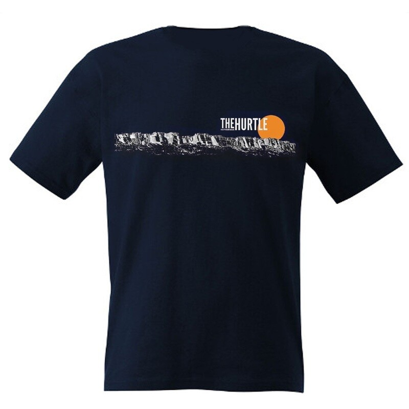 Hathersage Hurtle Mens Technical T-Shirt ***pick-up on race day 2021***