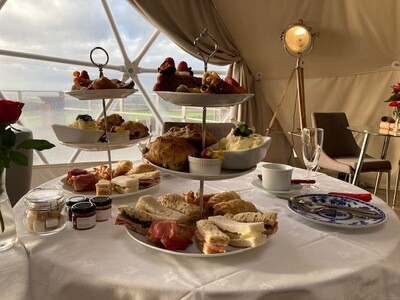 Traditional Afternoon Tea at The Private Hill