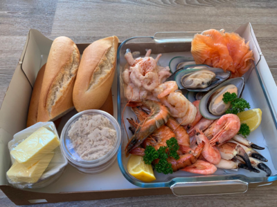The Private Hill Seafood Platter for Two