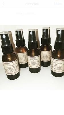 Healthy Promise Hand Sanitizer Spray