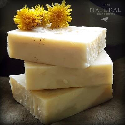 The Dandy Lion - Dandelion & Honey Soap