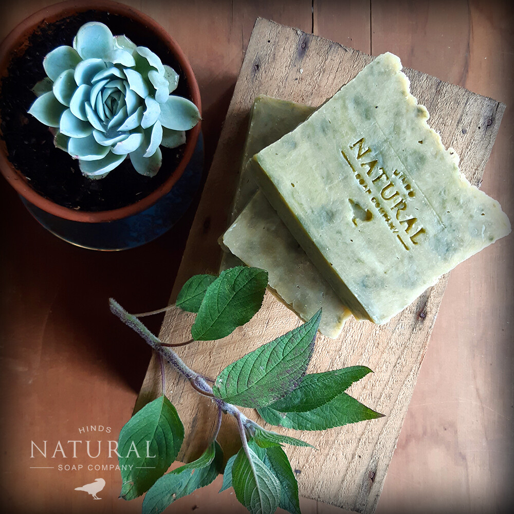 The Green Man - Herbal Infused Soap