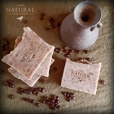 The Drunken Moa - Stout & Coffee Soap