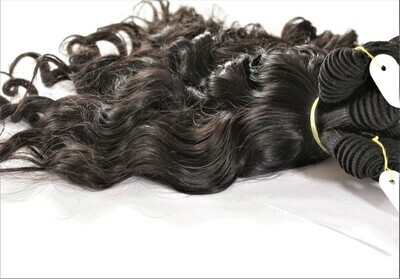 Weft Bundle Curly