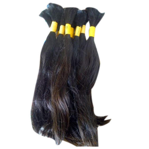 INDIAN TEMPLE REMY BRAIDING RAW STRAIGHT   HAIR