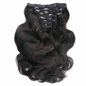 CLIP WAVE   HAIR EXTENSION