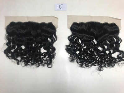 Frontal  13x4 Curly