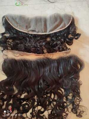 Frontal 13X4  Deep curly