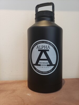 Fat Mouth stainless Insulated Growler