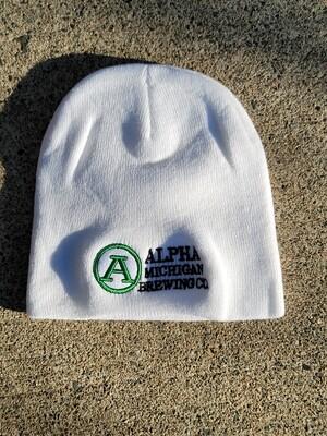 Winter Hat- Beanie White
