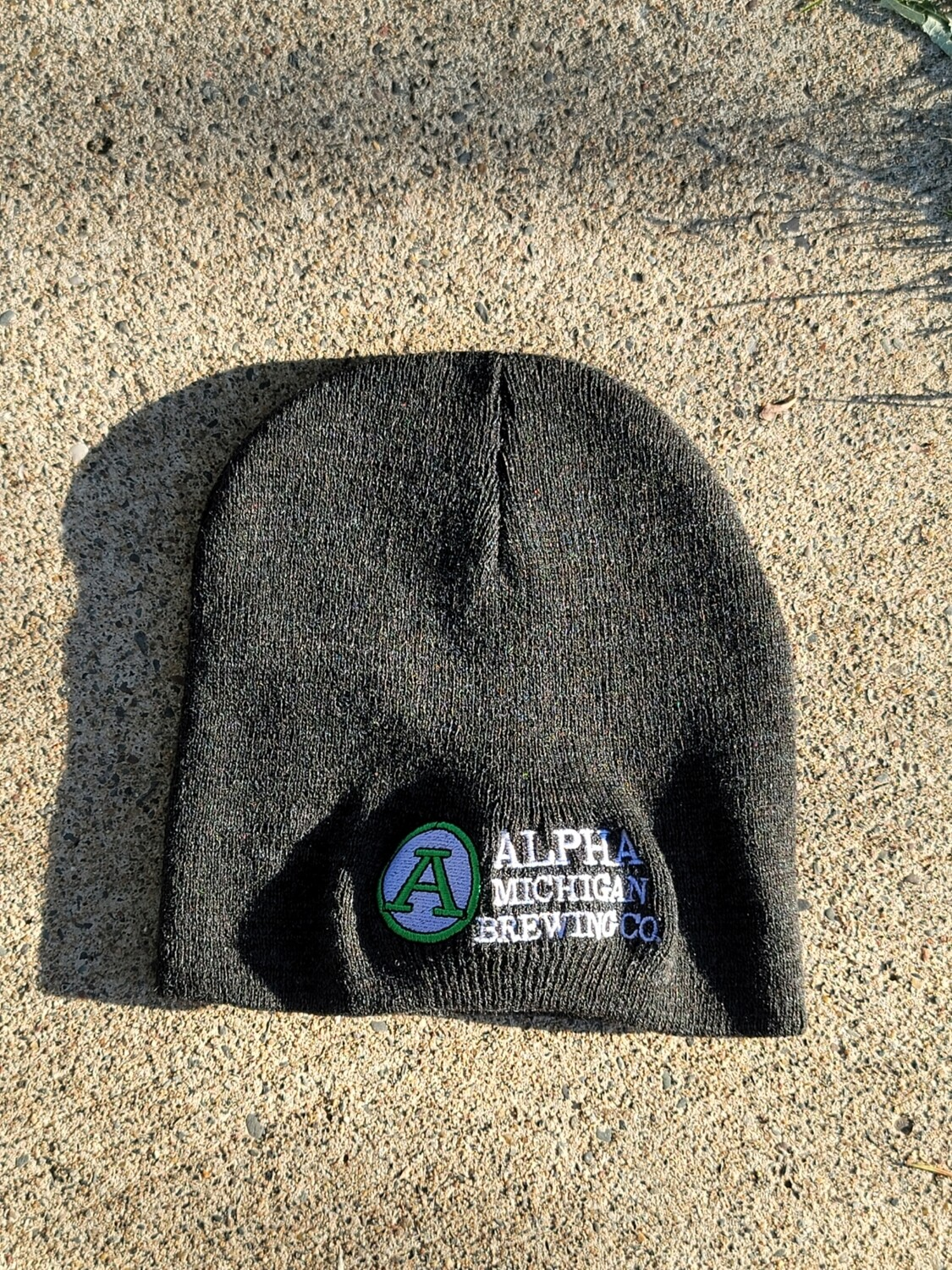 Winter Hat- Beanie Charcoal