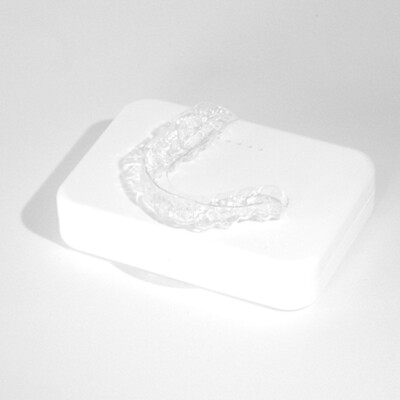 Custom Fit Dental Retainer – Upper