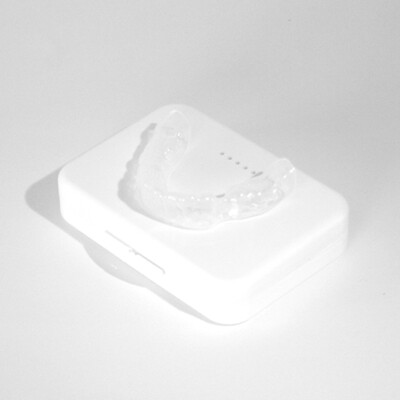 Custom Fit Whitening Tray – Lower Only