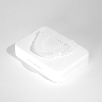 Custom Fit Dental Retainer – Lower