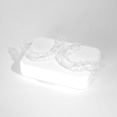 Custom Fit Dental Retainers – Upper & Lower Set